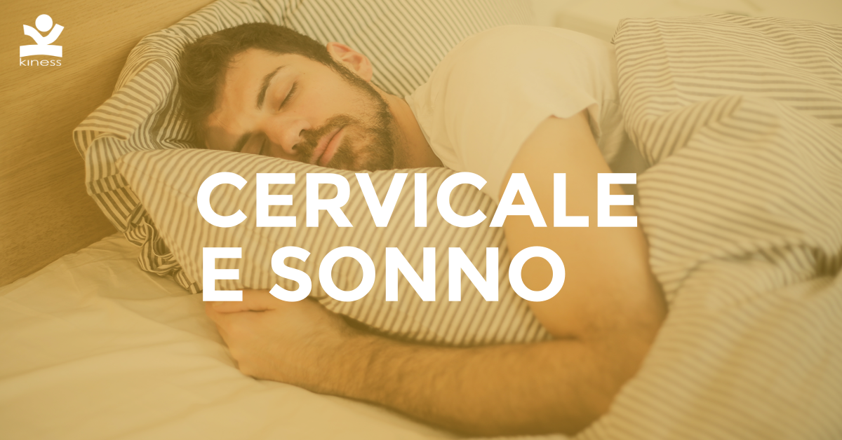 Cervicale e sonno