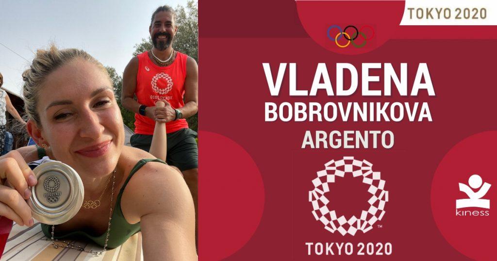 Vladena Bobrovnikova – Argento Olimpiadi di Tokyo 2020